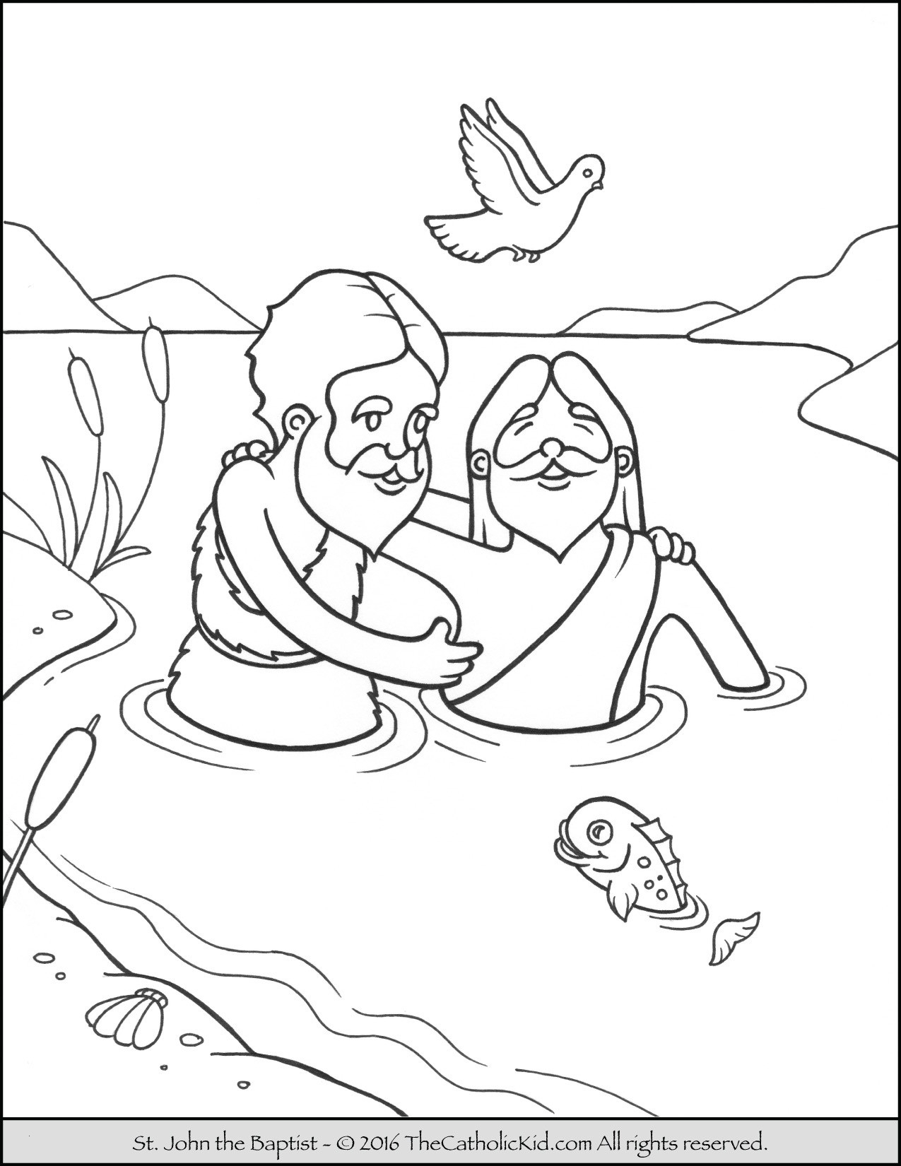 Jesus Temptation Coloring Pages  to Print 13c - Free Download