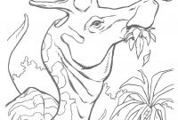 Jurassic World Coloring Pages - Jurassic Park Coloring Pages