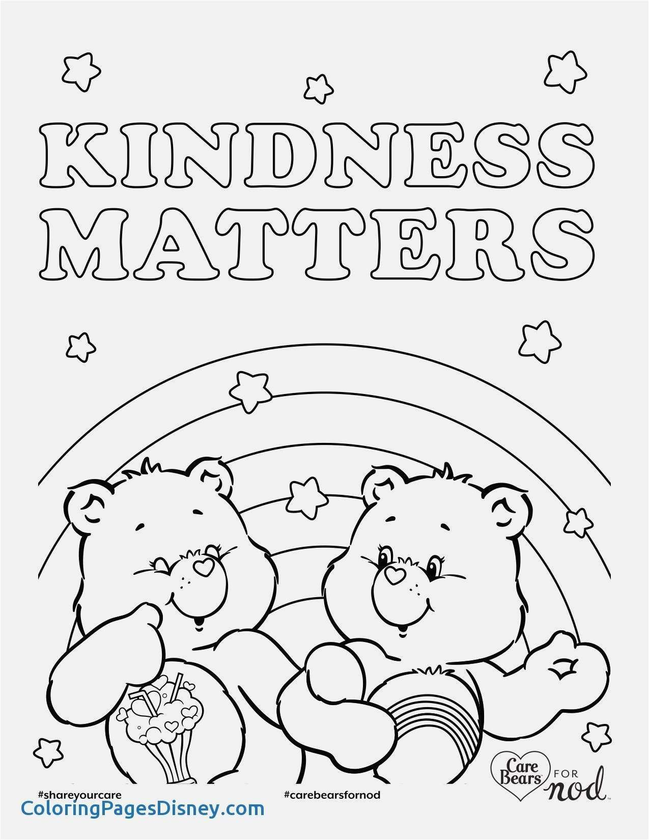 Kindness Coloring Pages  Gallery 11h - Free For kids