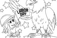 Labor Day Coloring Pages Free Printable - Labor Day Coloring Pages Free Printable at Getcolorings
