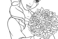 Lady and the Tramp Coloring Pages - Princess Coloring Pages for Girls Free