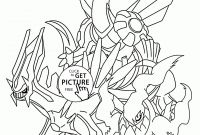Legendary Pokemon Coloring Pages - All Pokemon Coloring Pages Elegant All Pokemon Coloring Pages