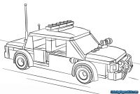 Lego City Coloring Pages - Lego City Police Coloring Pages Best Coloring Page 2018
