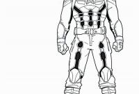 Lego Marvel Coloring Pages - Lego Man Coloring Page