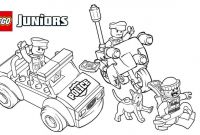 Lego Police Coloring Pages - 20 Beautiful Police Car Coloring Book
