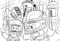 Lego Police Coloring Pages - Lego Space Police Coloring Pages 5335