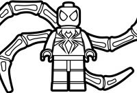 Lego Spiderman Coloring Pages - Inspirational Lego Spiderman Coloring Coloring – Doyanqq