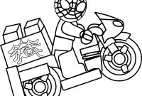 Lego Spiderman Coloring Pages - Lego Spiderman Coloring Pages Coloring Pages Coloring Pages