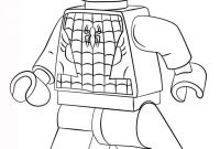 Lego Spiderman Coloring Pages - Pin by Julia On Colorings Pinterest