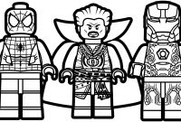 Lego Superheroes Coloring Pages - 28 Collection Of Lego Loki Coloring Pages