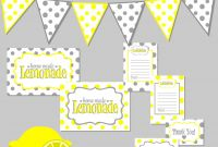 Lemonade Stand Coloring Pages - Lemonade Stand Kit Free Printable Digital Download From Maaddhappy