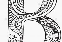Letter B Coloring Pages - Printable Coloring Pages for Kids Part 18
