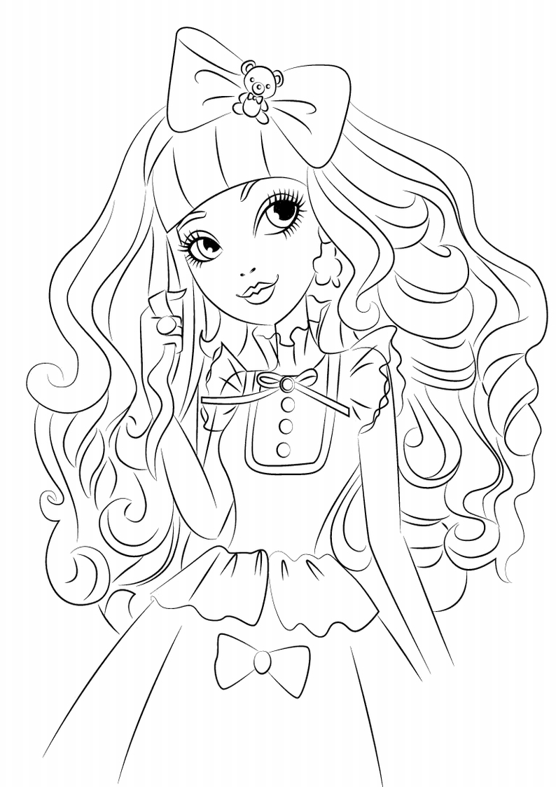 Liv and Maddie Coloring Pages  Download 18g - Free Download