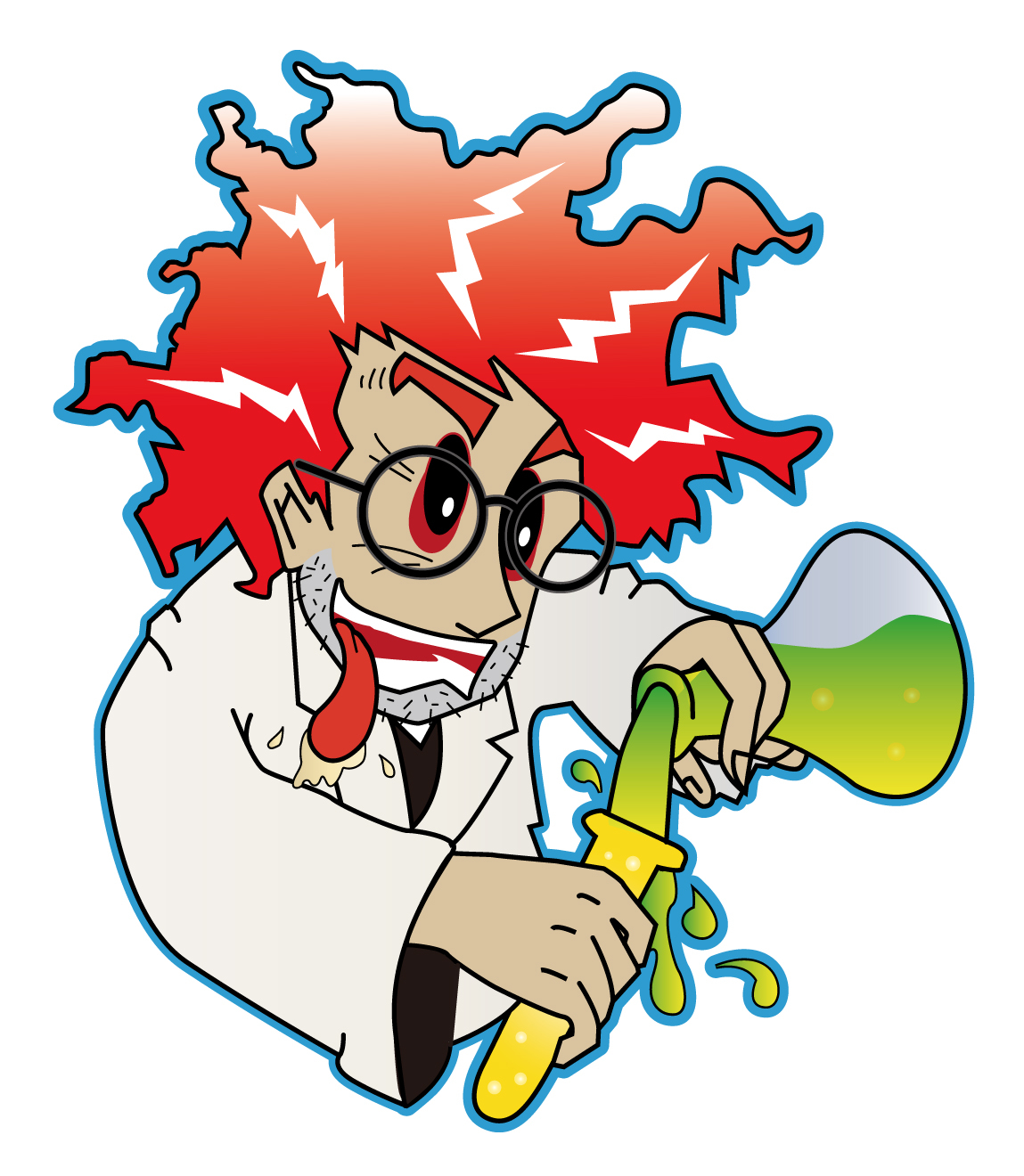 Mad Scientist Coloring Pages  Collection 20c - Free Download