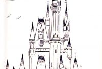 Magic Kingdom Coloring Pages - Best Walt Disney World Castle Coloring Pages Gallery
