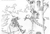 Magic Tree House Coloring Pages - Magic Tree House Coloring Pages Tree House Coloring Pages Luxury