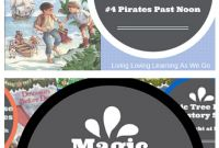 Magic Tree House Coloring Pages - Magic Tree House for History Pirates Past Noon Book 4