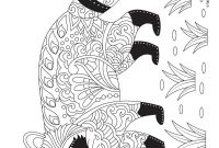 Magic Tree House Coloring Pages - Raccoon Adult Coloring Page Co Op Class Pinterest