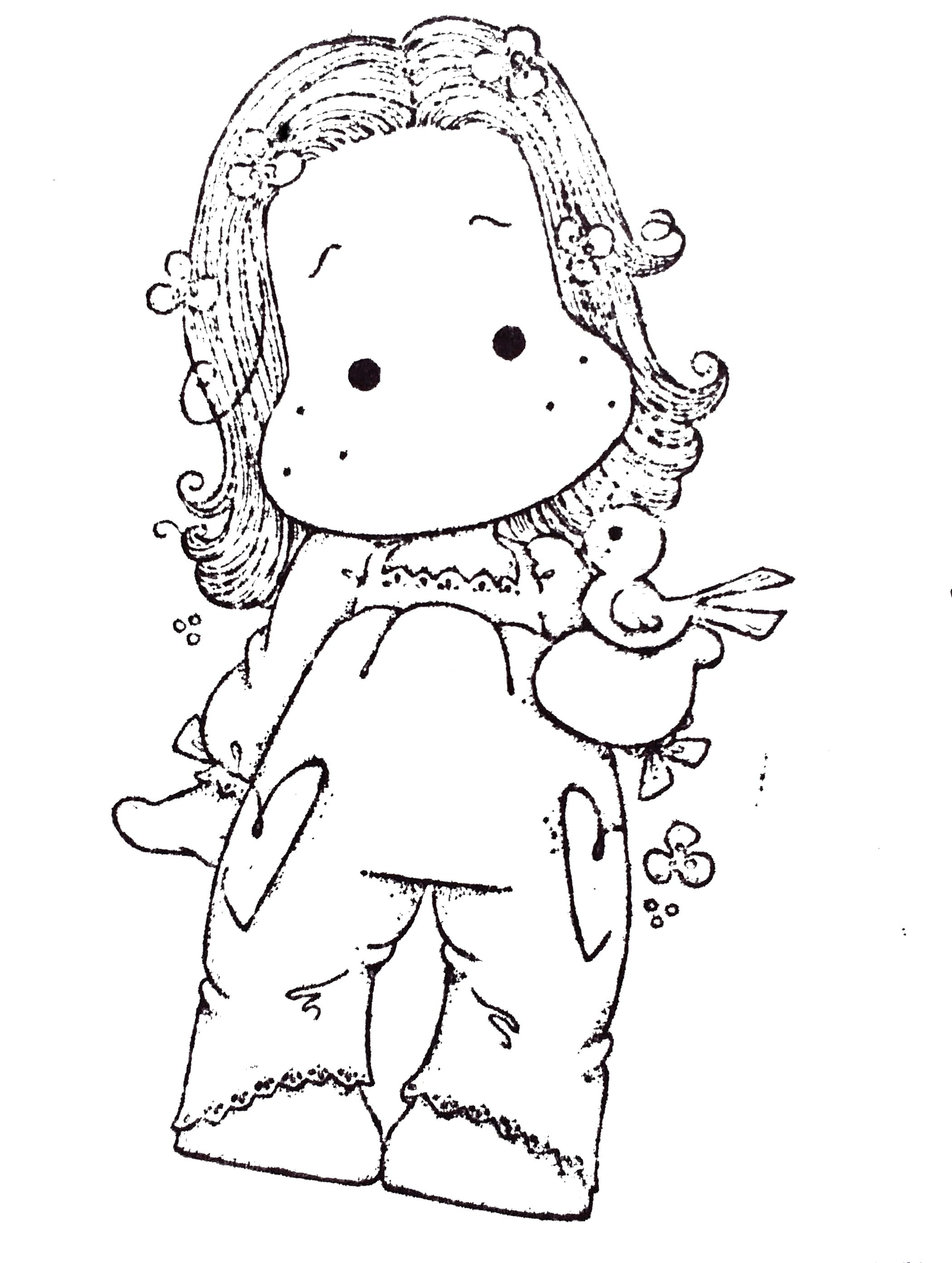 Magnolia Coloring Pages  to Print 19t - Free For Children