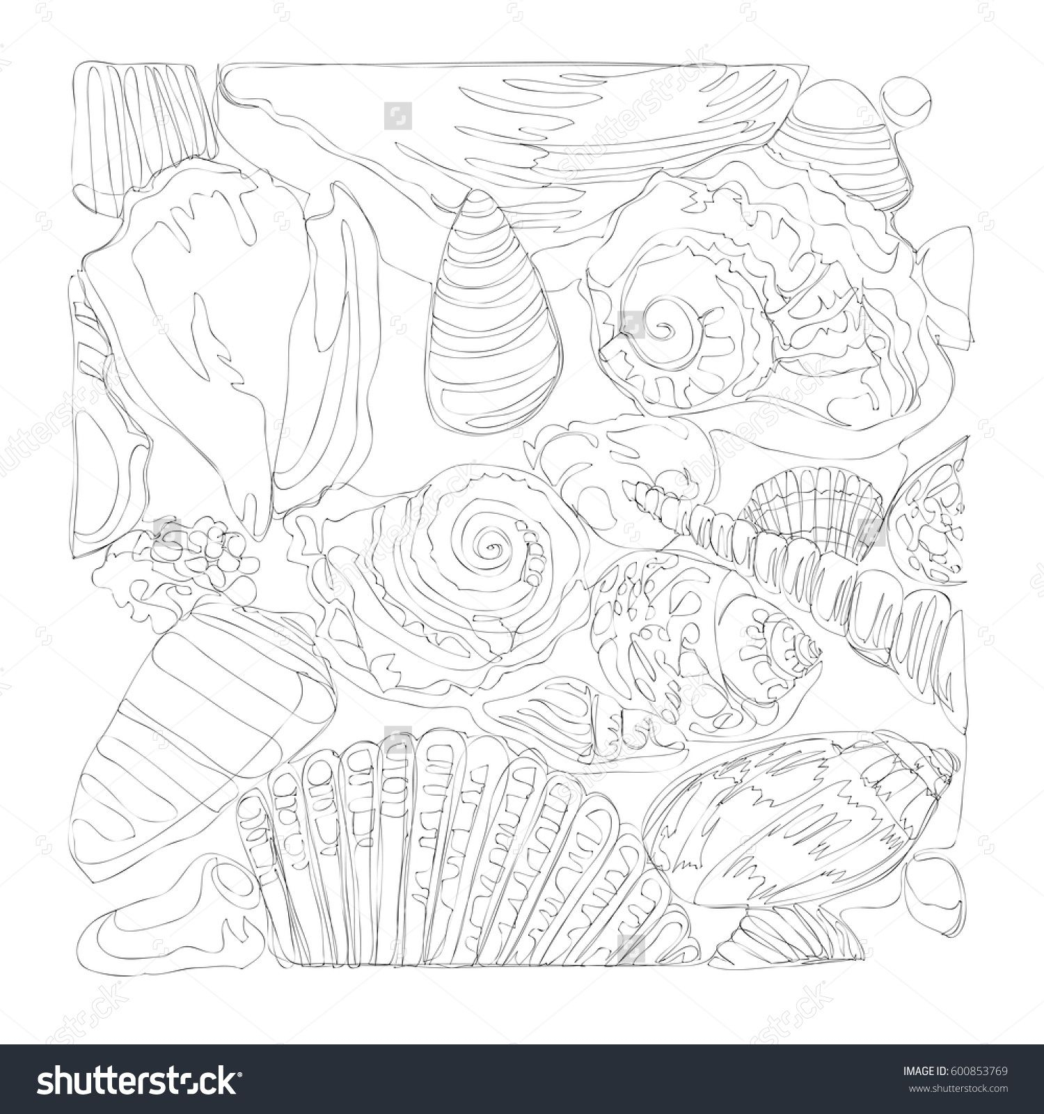 Marine Coloring Pages  Printable 19h - Free For Children
