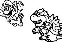 Mario Coloring Pages - Awesome Coloring Page Mario Bros and Luigi Nintendo 4771