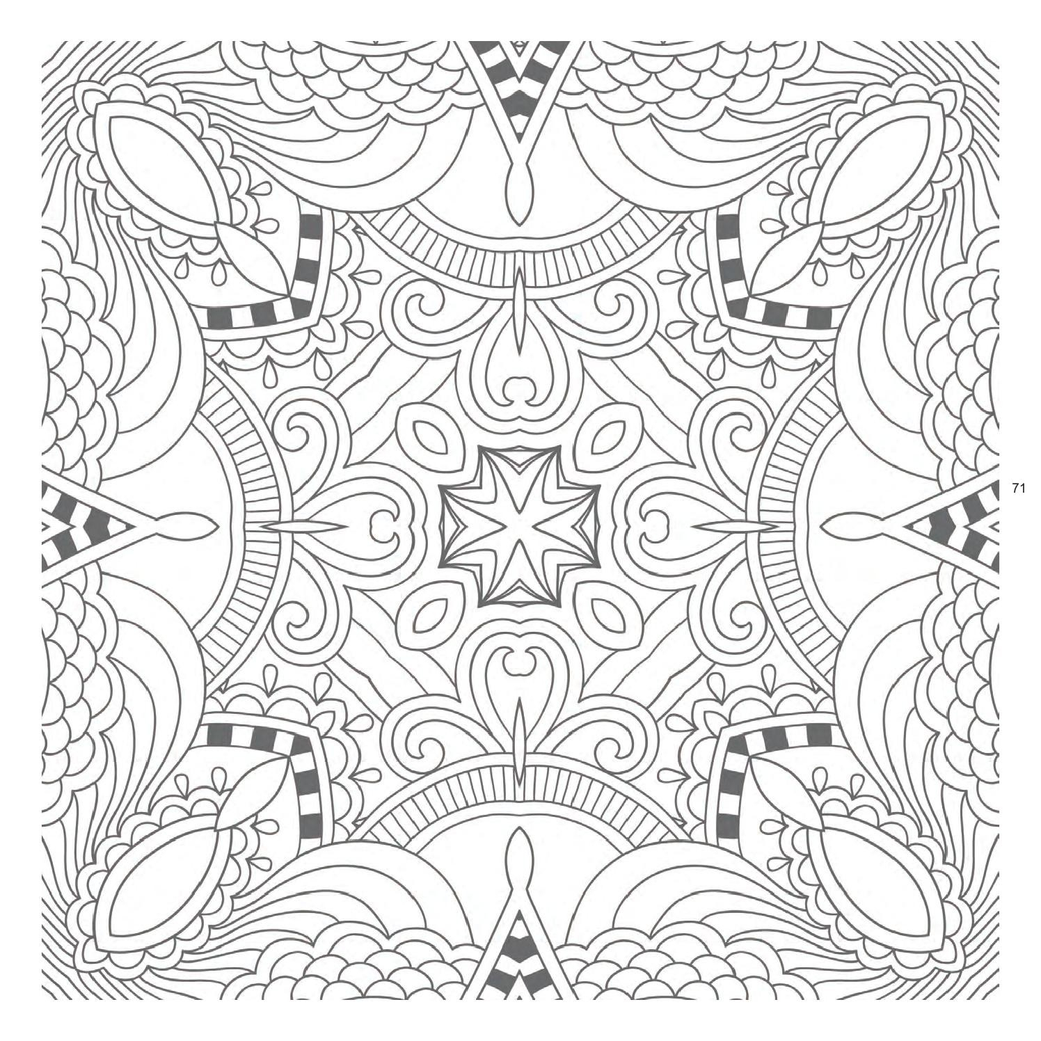 Marker Coloring Pages Collection | Free Coloring Sheets