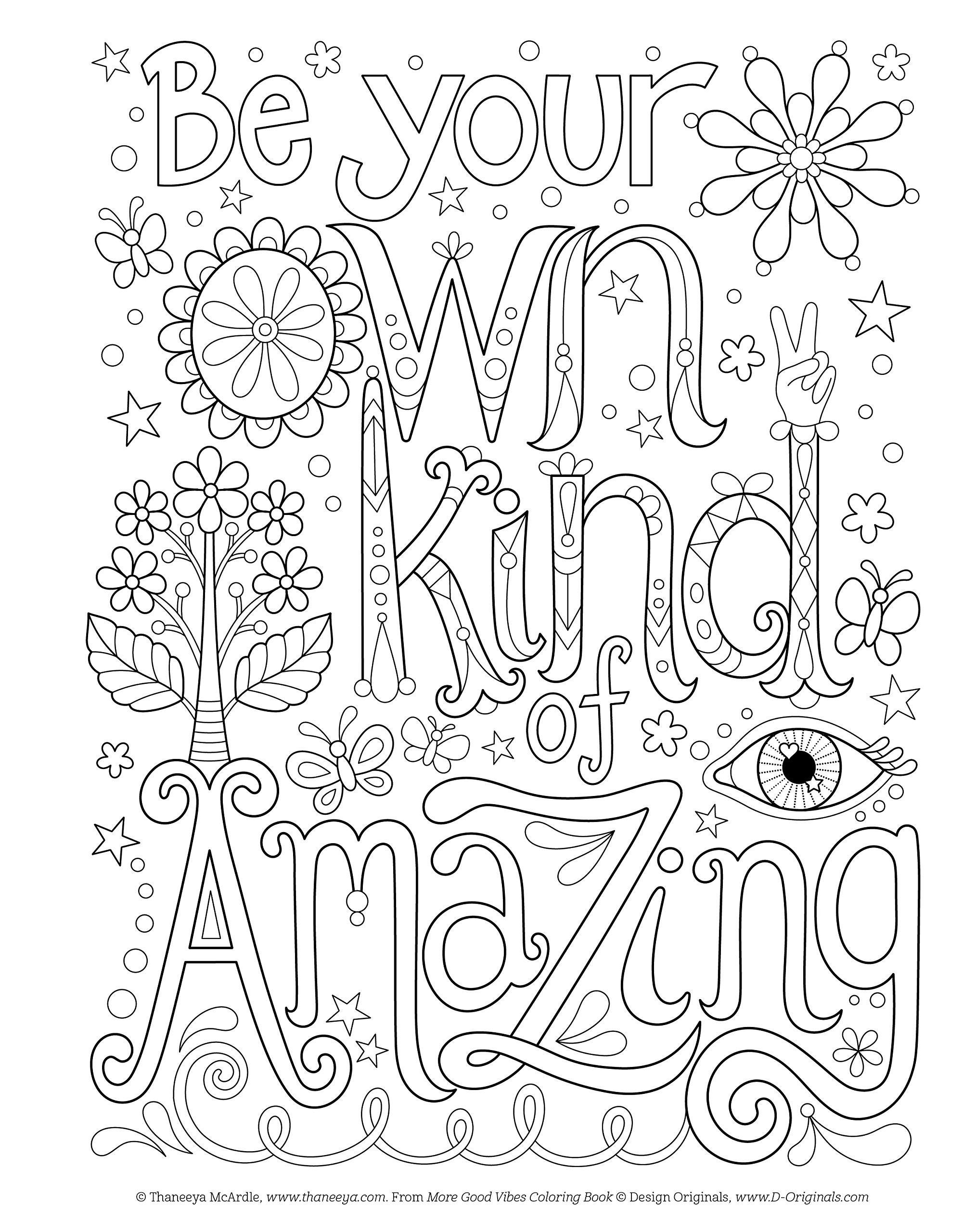 Marker Coloring Pages  Collection 12k - Save it to your computer