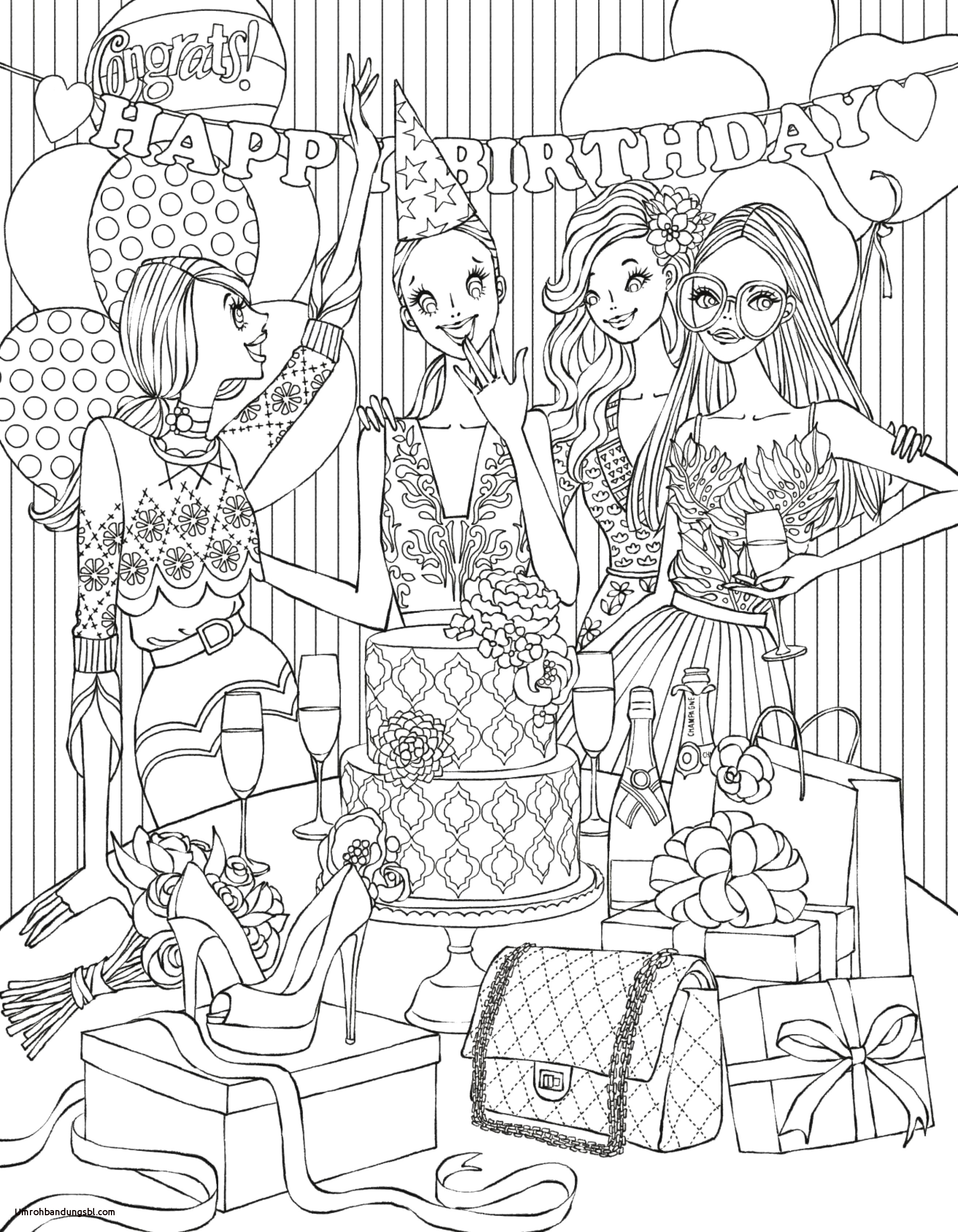 Marker Coloring Pages  Collection 19i - Free For Children