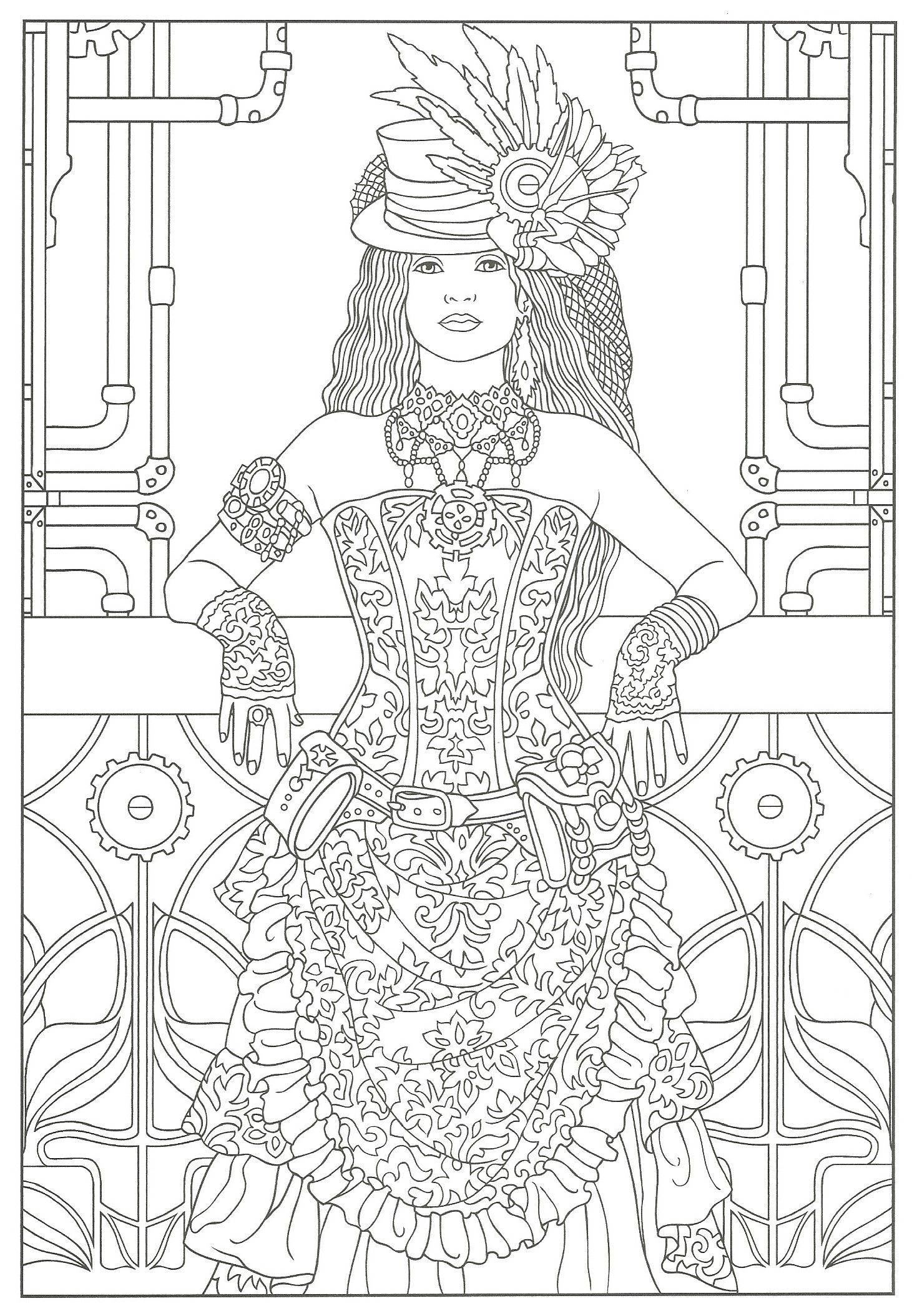 Marty Noble Coloring Pages  Collection 17k - Free Download