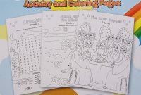 Melissa and Doug Coloring Pages - Amazon Children S Bible Activity and Coloring Painting Book