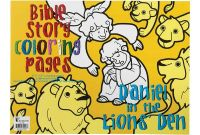 Melissa and Doug Coloring Pages - Amazon Daniel In the Lion S Den 11 X 8 Paper 6 Sheet Children S