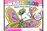 Melissa and Doug Coloring Pages - Magicolor Coloring Pad Friendship & Fun