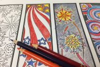 Mexican Independence Day Coloring Pages - Diy 4th Of July Bookmark Independence Day Printable Coloring