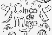 Mexican Independence Day Coloring Pages - top Free Printable Cinco De Mayo Coloring Pages
