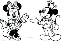 Mickey Clubhouse Coloring Pages - Minnie Coloring Page Printable Minnie Mouse Coloring Pages Lovable