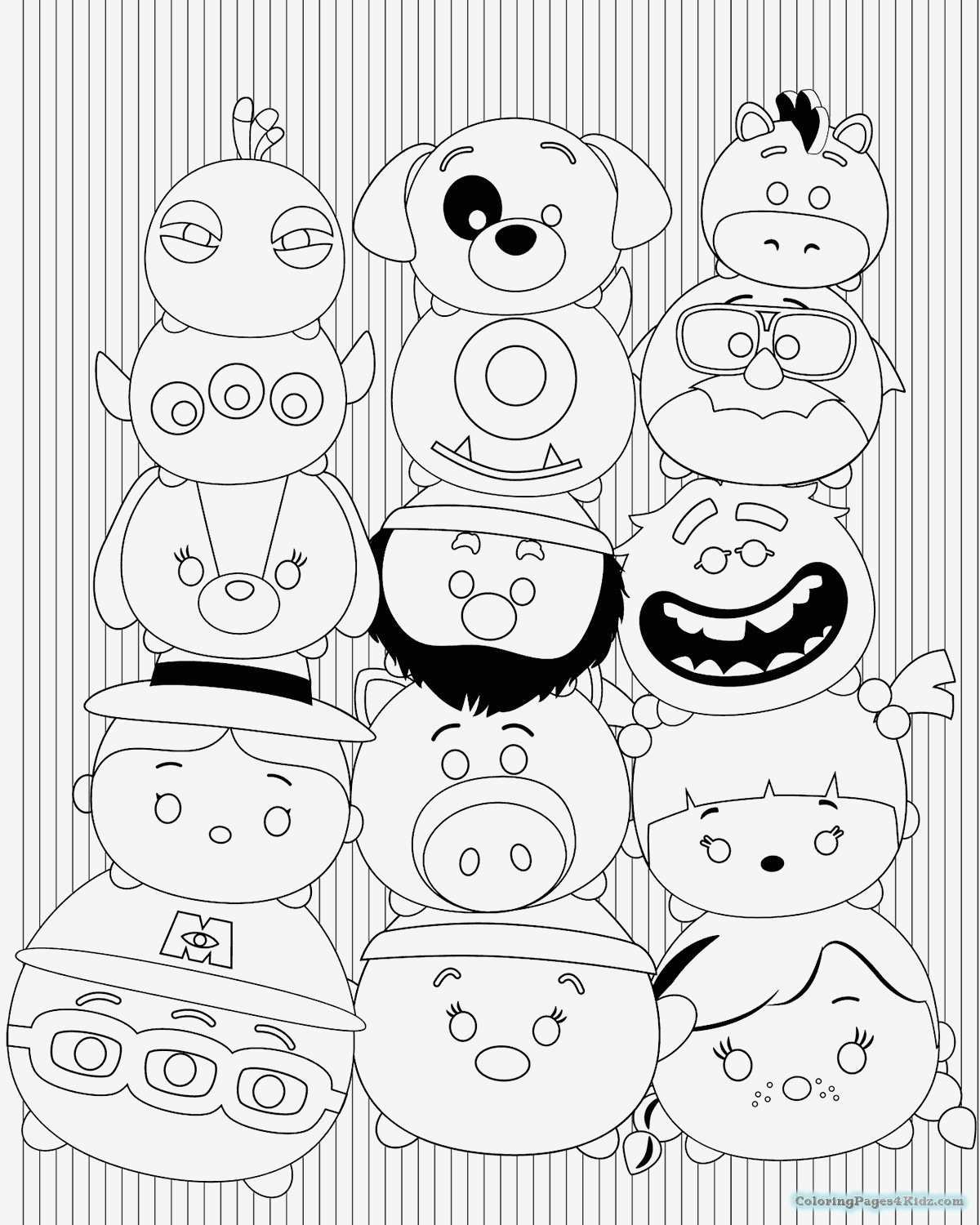 Mickey Clubhouse Coloring Pages  Collection 10i - To print for your project