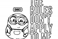 Minion Coloring Pages Bob - Minions Coloring Page Inspirational Minion Coloring Pages Awesome