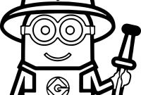 Minion Coloring Pages Free - Firefighters Coloring Pages Free Download