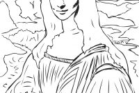 Monet Coloring Pages - Famous Painting Colouring Pages – Be A Fun Mum