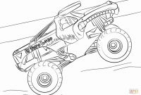 Monster Truck Coloring Pages - 25 Inspirational Monster Truck Dragon Coloring Pages