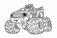 Monster Truck Coloring Pages - Monster Truck to Print Truck Upholstery 0d Ruvacoloring
