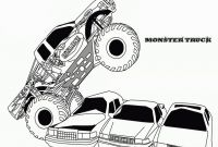 Monster Trucks Printable Coloring Pages - Elegant Truck Coloring Pages Lovely Bigfoot Monster Truck Coloring