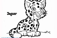 Mulan Coloring Pages - Baby Cheetah Coloring Pages