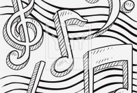 Music Note Coloring Pages - Easy and Fun Red sox Coloring Pages