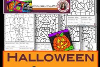 Music Note Coloring Pages - Music Coloring Pages 26 Halloween Color by Music Sheets