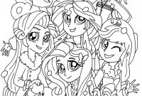My Little Pony Equestria Girls Coloring Pages - Girls Coloring Books Free Collection
