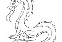 Mythological Creatures Coloring Pages - Dragon Coloring Pages for Fun Coloring