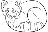 National Geographic Kids Coloring Pages - New Red Panda Coloring Coloring – Doyanqq