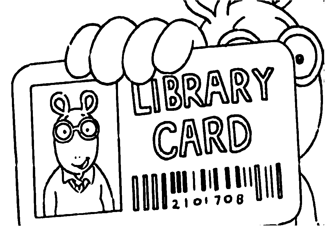 National Library Week Coloring Pages Download 20o - Free For kids