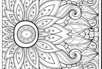 Nature Mandala Coloring Pages - Luxury Nature Coloring Pages for Adults